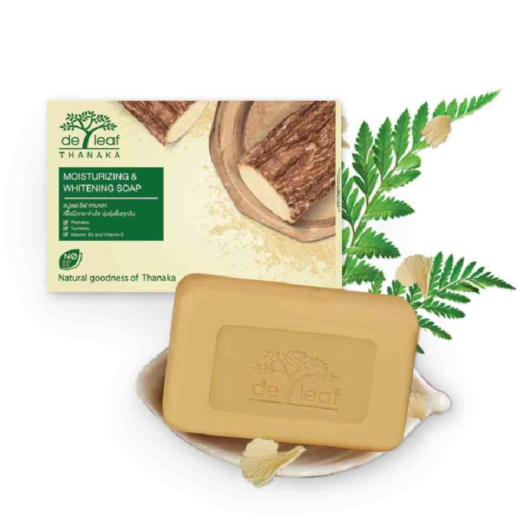 Jabón Thanaka Natural