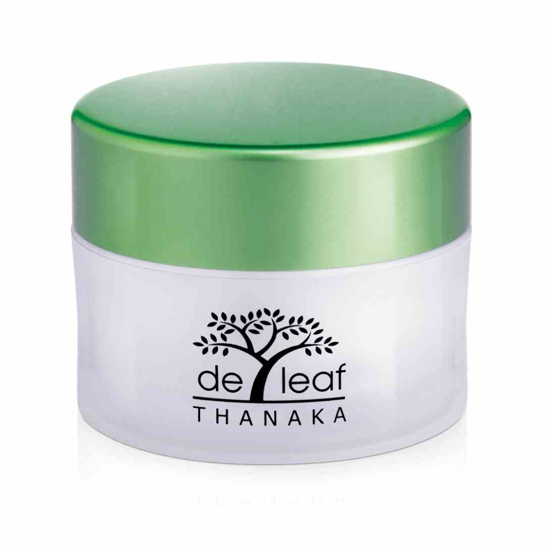 Crema de thanaka